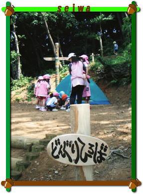 裏山遊び-2